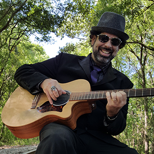 Kenji Rayne - Singing Guitarist / Singer/Songwriter in Gainesville, Florida