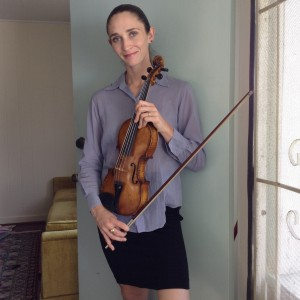 Kendall Schmidt Violinist - Violinist / Classical Ensemble in Honolulu, Hawaii