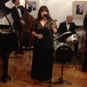 Kendra Allyn and Swing Set - Swing Band in Cypress, California