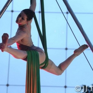 Kendra Greaves - Aerialist in Raleigh, North Carolina