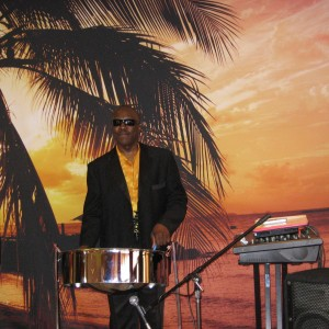 Kenn Lewis - Steel Drum Player / Top 40 Band in Toronto, Ontario