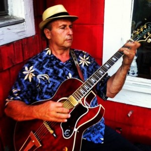 Kenneth Rokicki - Jazz Band / Jazz Guitarist in Bellows Falls, Vermont
