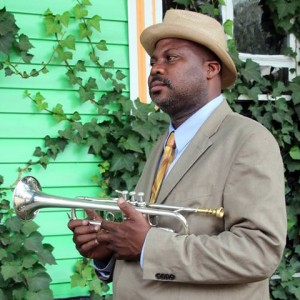 Kenneth Terry Jazz Band - Brass Band in New Orleans, Louisiana