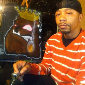 Kenniebrew Graphics - Airbrush Artist in Cleveland, Ohio