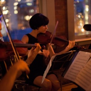 NYC String Quartet - String Quartet / Model in New York City, New York
