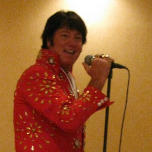 "Kent Kingsley ""ETA"" - Elvis Impersonator in Lumberton, Texas"