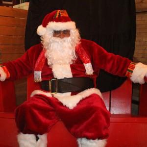 Santa Claus - Santa Claus in Toronto, Ontario
