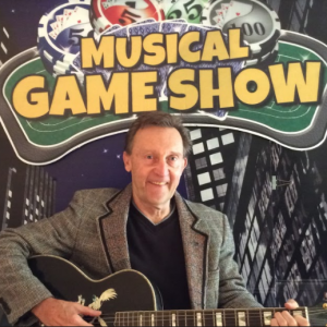 Kerry Burnham's Musical Game Show - Guitarist in Minneapolis, Minnesota