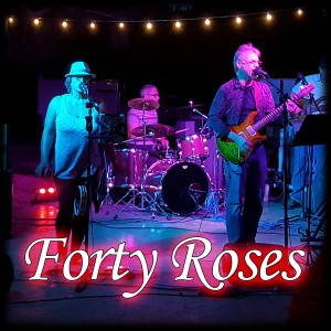 Forty Roses - Dance Band / Prom Entertainment in Oklahoma City, Oklahoma