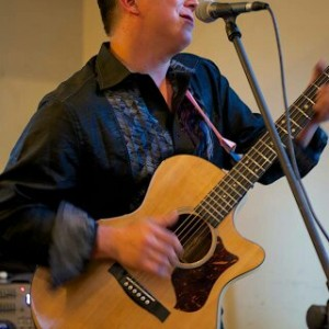 Kevin Barrigar - Guitarist / Singing Guitarist in Syracuse, New York