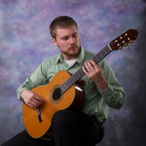 Kevin Brown Guitar - Classical Guitarist / Guitarist in West Chicago, Illinois