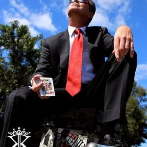 Kevin King - Magicomedian
