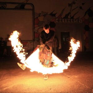 Kevin Schaefer - Fire Performer in Minneapolis, Minnesota