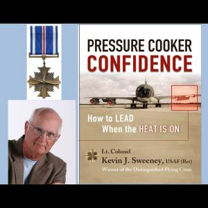 Kevin Sweeney, Combat Pilot, Fortune 50 Exec, All-Conf College Athlete - Leadership/Success Speaker in Dallas, Texas