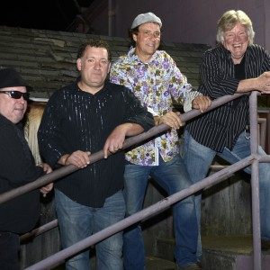 Kevin T Norris & the Classic Rock Revue