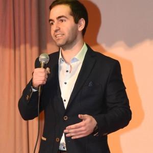 Arvin Khamseh Keynote Speaker