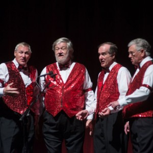 KeysTones - Barbershop Quartet / Singing Group in Bradenton, Florida