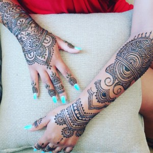 KG Henna And Body Art - Henna Tattoo Artist in Riverside, California