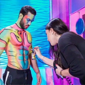 Kiara Melo Body & Face Artist - Corporate Entertainment / Body Painter in New York City, New York