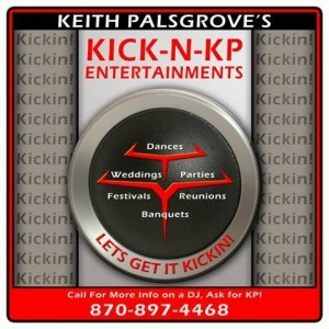 Kick-N-KP Entertainments - Mobile DJ in Jonesboro, Arkansas