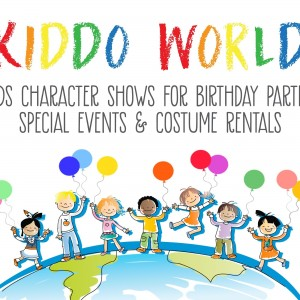 Kiddo World - Children's Party Entertainment / Costumed Character in San Jose, California