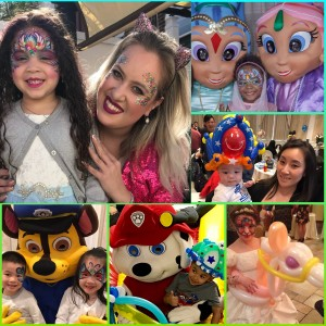 Kids Party With Ruby - Costumed Character / Airbrush Artist in Brooklyn, New York