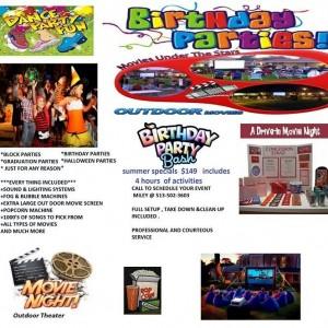 Kids Birthday Parties - Mobile DJ / Children's Party Magician in Middletown, Ohio