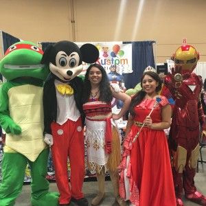 Kids Kustom Parties - Costumed Character / Cartoon Characters in Palatine, Illinois