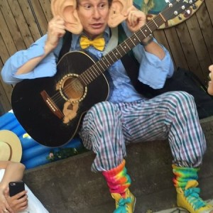Kids Love Dave Jay! - Children's Music / Singing Guitarist in New York City, New York