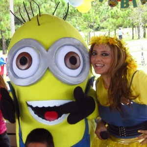 Kids Party Characters: Minnie, Minions, Princess - Event Planner in Miami, Florida