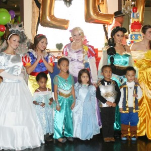 Princesses, Superheros & Costumed Characters New York - Princess Party in New York City, New York