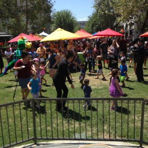 Kids Party DJ - Children's Party Entertainment / Children's Music in Riverside, California
