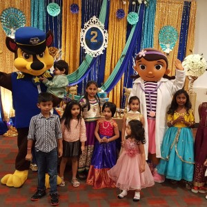 Kids Party Experts - Superhero Party / Princess Party in Houston, Texas