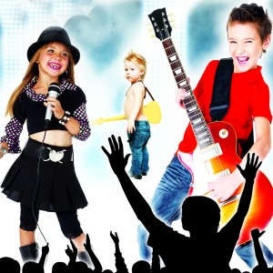 Kids RockStar Party - Karaoke DJ / Princess Party in Ladera Ranch, California