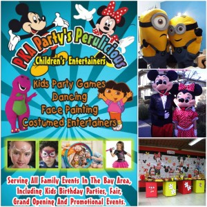 KidsPartyPKA Perulicious - Children's Party Entertainment in Greenbrae, California