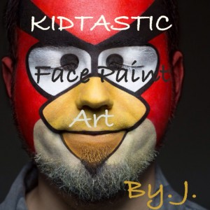 KIDTASTIC Face-painting artistry