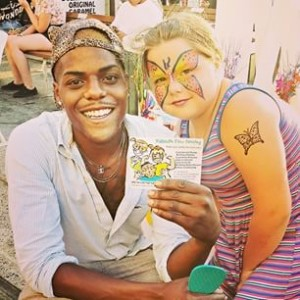 Kidtastic Face Paint Art - Face Painter / Outdoor Party Entertainment in Washington, District Of Columbia