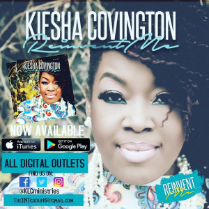 Kiesha Covington - Gospel Music Group in Atlanta, Georgia