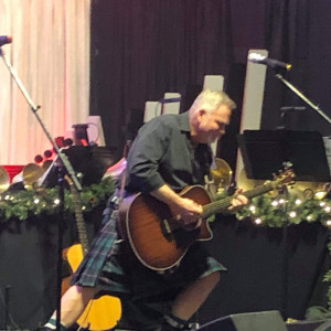 Trip Rogers, Kilt-Swinging Celtic - Guitarist / Wedding Entertainment in Charlotte, North Carolina
