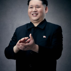 "Kim Jong ""Um"" - Kim Jong Un impersonator - Impersonator in Springfield, Missouri"
