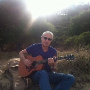Kim Margolis - Singing Guitarist in Sausalito, California