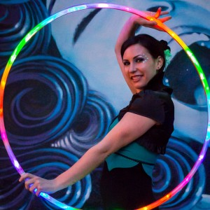 Kimberly Marie - Hoop Dancer / LED Performer in Sacramento, California