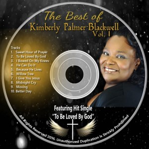 Kimberly Palmer-Blackwell - Gospel Singer in Atlanta, Georgia