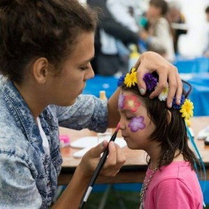 Kimbo - Face Painter in Montreal, Quebec