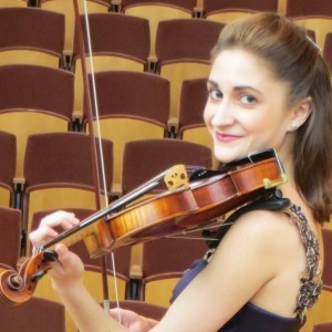 Kimia Ghaderi, Violinist - Violinist / Wedding Entertainment in Cleveland, Ohio