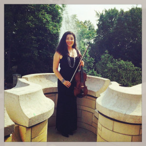 Kimiko Music - Violinist / Wedding Entertainment in Barrie, Ontario