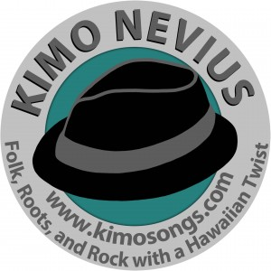 Kimo Nevius - Folk Singer in Kihei, Hawaii