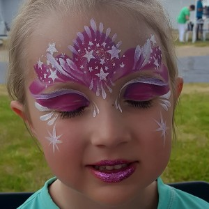 Kim's Fun Faces - Face Painter in Flint, Michigan
