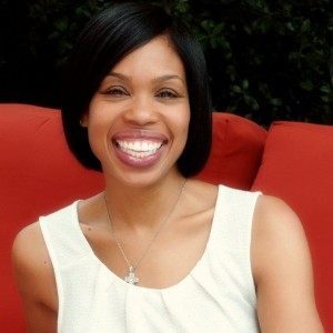 Kiné Corder - Author and Prosperity Coach - Motivational Speaker in Atlanta, Georgia