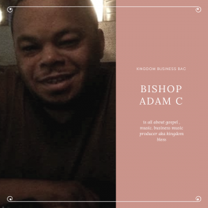 Bishop Adam Criddle - Christian Speaker in Maryland Heights, Missouri